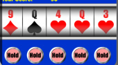 Video poker - Game | Mahee.com