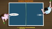 Onsen ping pong | Free online game | Mahee.com