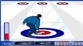 Curling | Free online game | Mahee.com