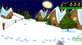 Turkey Shot Xmas - online game | Mahee.com