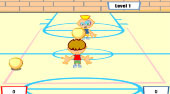 Ultimate Dodgeball - online game | Mahee.com