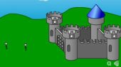 Defend your castle - online game | Mahee.com