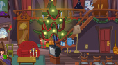 Caspers Haunted Christmas | Free online game | Mahee.com