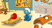 Smurfs Handy's Car - Game | Mahee.com