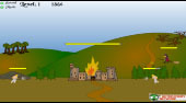 Castle under Fire | Free online game | Mahee.com