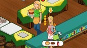 Virtual job in a restaurant