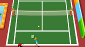 Twisted Tennis - online game | Mahee.com