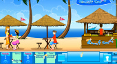 Beach Cafe - Game | Mahee.com