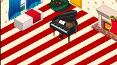Ma nouvelle chambre 3 – Noel | (My New Room Christmas Edition) | Mahee.fr