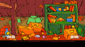 Great Escape Attic | (Great Attic Escape) - el juego online | Mahee.es