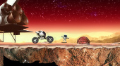 Mars Buggy | Free online game | Mahee.com