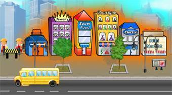 Shopping Street - Game | Mahee.com