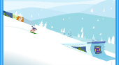 Rufus Snow Ride - Game | Mahee.com