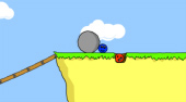 Red And Blue Balls - Game | Mahee.com
