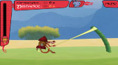 Mushus Rocket Rush | Free online game | Mahee.com