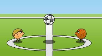 1 on 1 Soccer - online game | Mahee.com