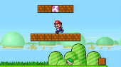 Super Mario Bros 2 Star Scramble - online game | Mahee.com