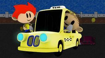 Sim Taxi New York - online game | Mahee.com