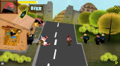 Bar Defender | Free online game | Mahee.com