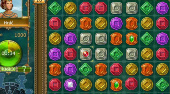 The Treasures of Montezuma 2 CZ - online game | Mahee.com