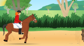Horse Riding Coach | Mahee.com
