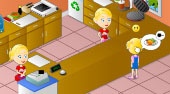 Fried Chicken Restaurant - online game | Mahee.com