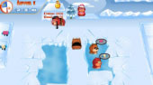Hamster Blue Lagoon | Free online game | Mahee.com