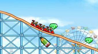 Rollercoaster 2 | Free online game | Mahee.com