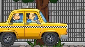 Taxi Express - Game | Mahee.com