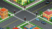 Traffic Policeman - online game | Mahee.com