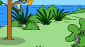 Bart Simpson Island Escape | Free online game | Mahee.com