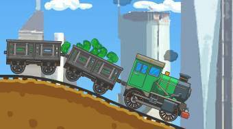 Coal Express 5 - online game | Mahee.com