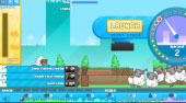 Chuck the Sheep | Free online game | Mahee.com