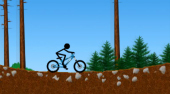 Stickman Freeride - online game | Mahee.com