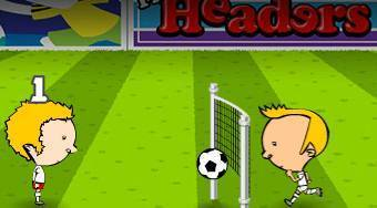 Euro 2012 Headers - online game | Mahee.com
