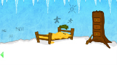 Doit Escape The Ice Cave | (Must Escape The Ice Cave) - jeu en ligne | Mahee.fr
