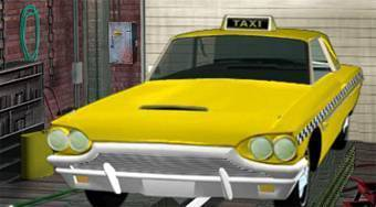 Ace Gangster Taxi - online game | Mahee.com