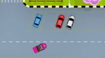 Cute Girl Parking 2 | Free online game | Mahee.com