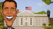 Slapathon Obama vs Romney | Free online game | Mahee.com