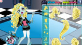 Lagoona Monster High - online game | Mahee.com