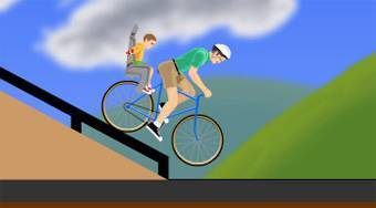 Happy Wheels - online game | Mahee.com