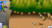 Kill Damn Beavers - online game | Mahee.com