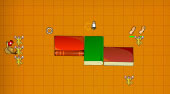 Bunny Flags - online game | Mahee.com