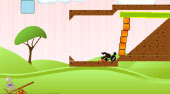 Ragdoll Catapult | Free online game | Mahee.com
