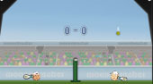 Sports Heads Tennis | Free online game | Mahee.com