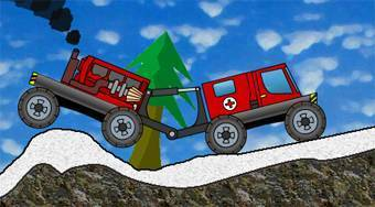 Mountain Rescue Driver 2 | Free online game | Mahee.com