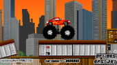 Monster Truck Destroyer - Game | Mahee.com