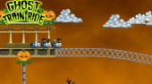 Ghost Train Ride | Free online game | Mahee.com