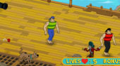 Scooby Doo Over-Board - Le jeu | Mahee.fr