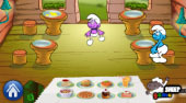 Smurf Dinner | Free online game | Mahee.com